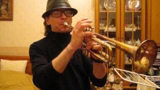 Фото Trumpet Exercise High Notes  Упражнения для верхнего регистра