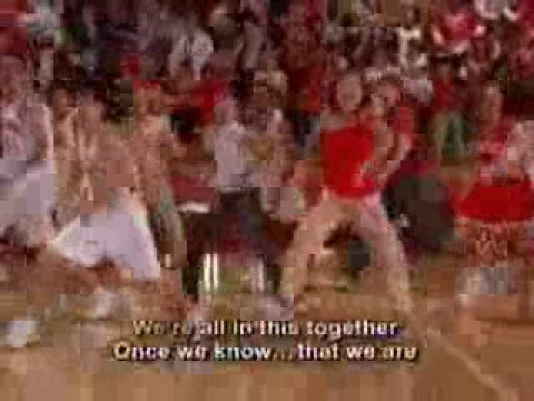 We're all in this together (remix) - High school musical