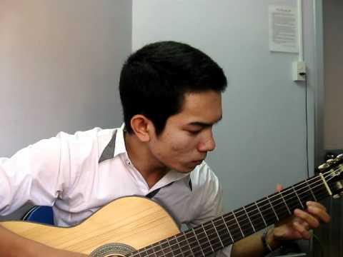 The Myth Guitar.Thần Thoại.Huỳnh Linh Cơ Performs..AVI