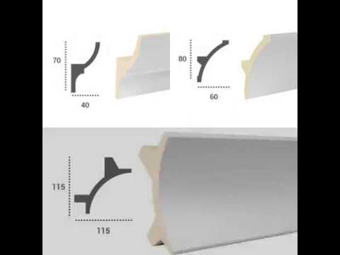 Come Montare Cornici In Gesso.Istruzioni Di Posa Cornici Per Illuminazione Indiretta Led Per Soffitto E Parete