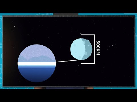 Are There Oceans In Space? - Earth Lab