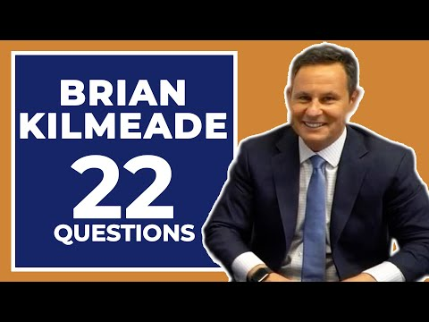 Brian Kilmeade Answers 22 Questions About Himself