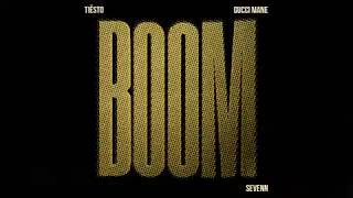 Tiësto with Gucci Mane & Sevenn BOOM Official Audio