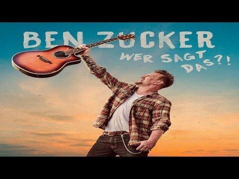 Ben Zucker - Wer sagt das?! (Neuer Song + LYRICS) musik news
