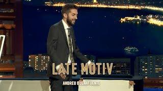 LATE MOTIV - David Broncano. 'Revolución pachacha' | #LateMotiv331