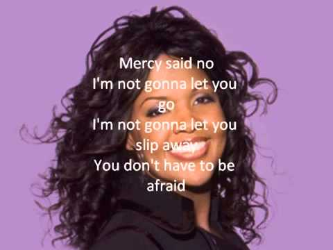 Cece Winans- Mercy Said No (LYRICS)