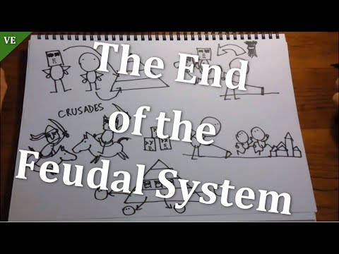 The End Of The Feudal System