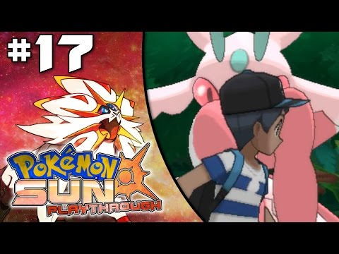 "Pokemon Sun Playthrough – Ep. 17 ""Press A to Pound (4th Tria"