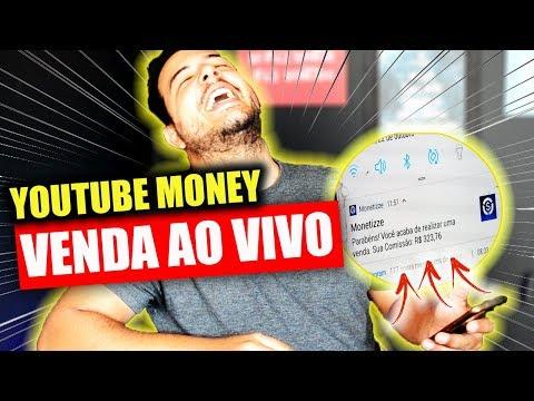 Curso Youtube Money Funciona?  Meus resultados 35 dias depois [FIZ VENDA AO VIVO]