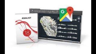 Come ottenere, abilitare e inserire la Google api key in Analist CLOUD