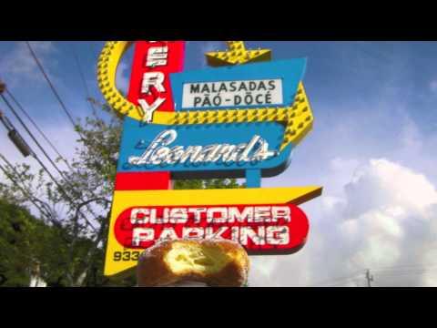 MALASADAS, HAWAII FOOD in HD