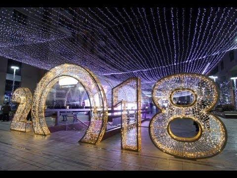 Грузия, Армения и Азербайджан отмечают Новый Год 2018!