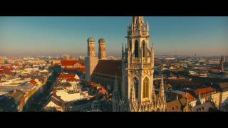 Welcome to munich | DJI Drone Video | 2016 4K