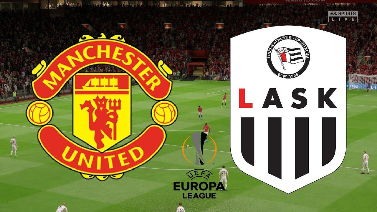 【足球直播】歐霸盃十六強:2020.08.06 03:00-曼聯 VS 林茨(Manchester United VS FC Linz)