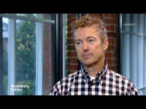 Sen. Rand Paul and Mark Halperin: The Full Interview