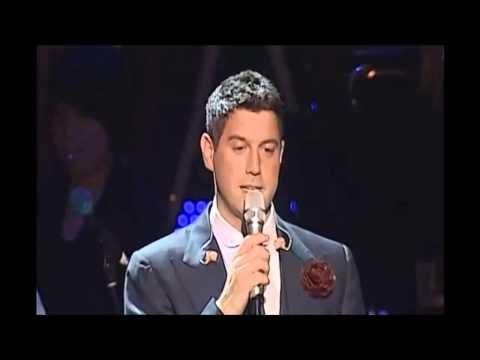 "IL DIVO - ""Furusato""...Tears stream down David's cheeks..."