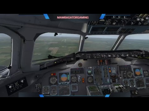 (X-Plane 11)FlightAware Flight-Dallas (KDFW) To Colorado Springs (KCOS)