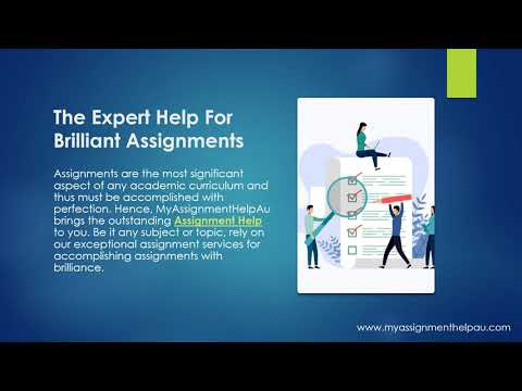 The Astonishing Assignment Help for a Perfect Assignment