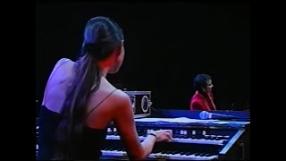 Barbara Dennerlein & Rhoda Scott on Hammond B3  Organ