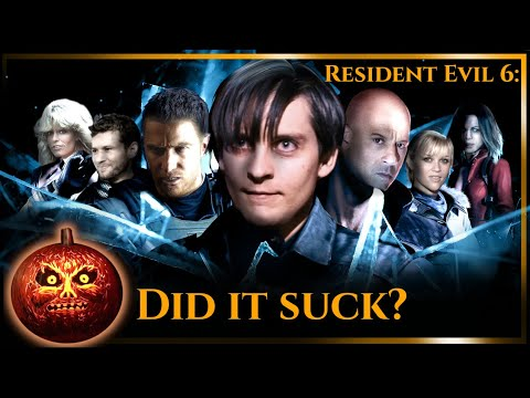 Did Resident Evil 6 Suck?  I Settle It Forever.