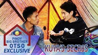 Kuya's Secr8s: Fumiya tinuruan si Yamyam kung ano ang ibig sabihin ng salitang 'Relieve'