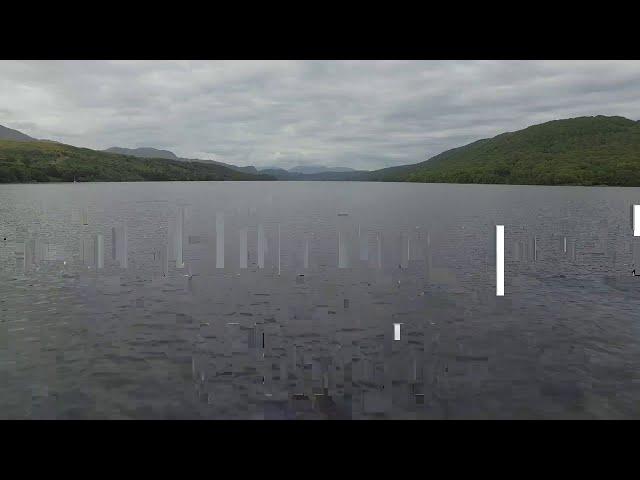 328mph equivalent over Coniston Water