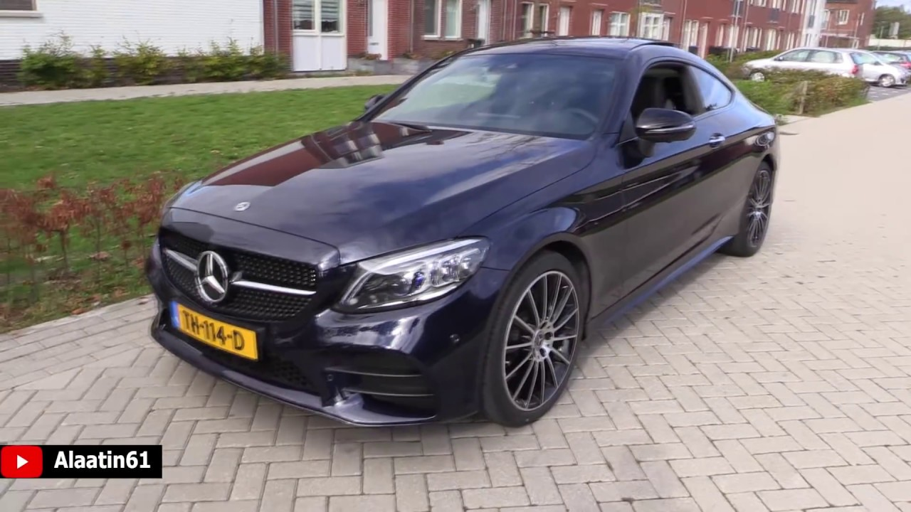 Mercedes C Class Coupe 2019 New Full Review Interior Exterior