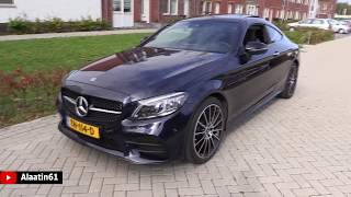 Mercedes C Class Coupe 2019 NEW FULL Review Interior Exterior Infotainment