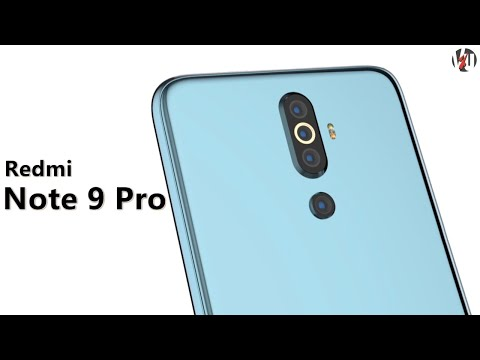 Xiaomi Redmi Note 9 Pro Release Date, Features, Camera, Full Specification, Price, Launch Date,Leaks