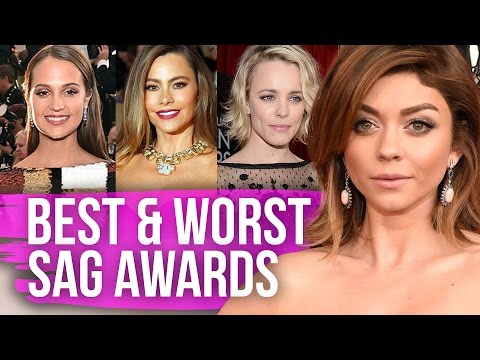 Best & Worst Dressed SAG Awards 2016 (Dirty Laundry)