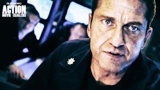 HUNTER KILLER (2018) Final Trailer 2   Gerard Butler, Gary Oldman Action Thriller Movie