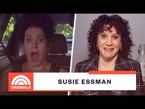 'Curb Your Enthusiasm' Star Susie Essman Talks Favorite Moments With Larry David | TODAY Original