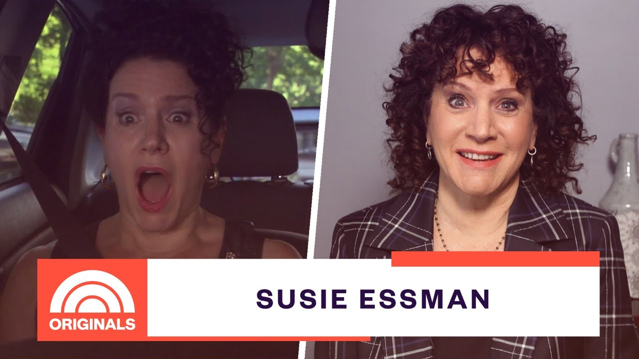 Download 'Curb Your Enthusiasm' Star Susie Essman Talks Favorite Moments With Larry David   TODAY Original