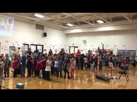 Music in our schools: Jessamine Early Learning Village