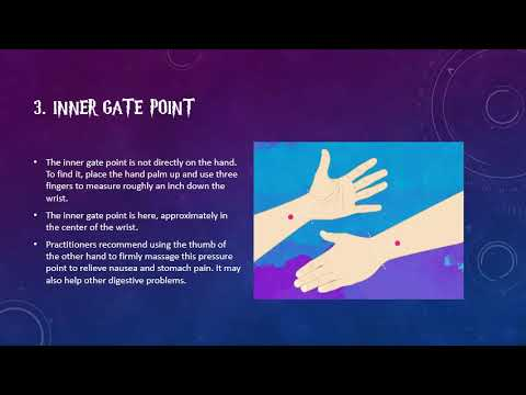 5 Acupressure points present on hand that can benefit your health problems