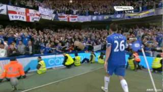 John Terry - little girl crying-give her his shoes as a gift