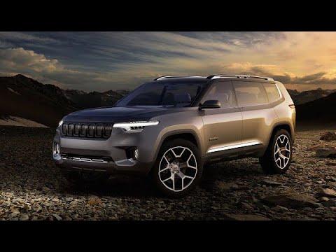 2020 Jeep Grand Wagoneer - YouTube