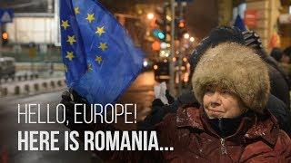 Hello, Europe! Here is Romania