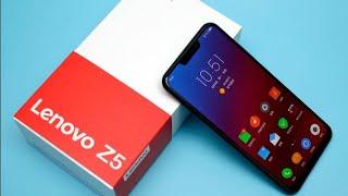 Lenovo Z5 unboxing en español