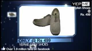 Stylish Shoes @ Rs 499 [CoD | Click Video to Buy] Thumbnail