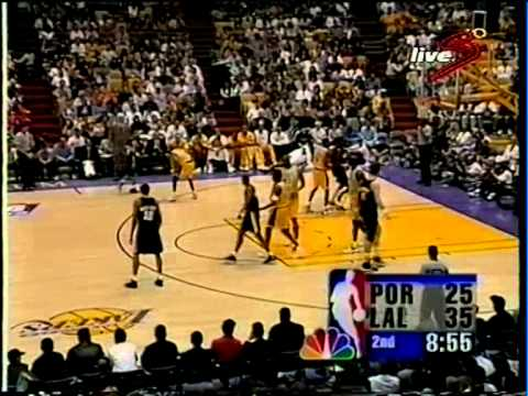 Damon Stoudamire (17pts/14ast) vs Lakers (1998 Playoffs)