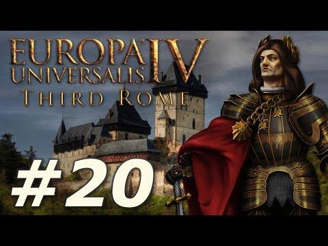 Europa Universalis IV: The Third Rome   Moravia - Part 20