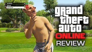 Grand Theft Auto Online - Review