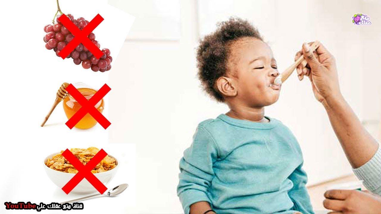 10 أطعمة ضارة للأطفال نسمتر فى إعطائها لأطفالنا !!