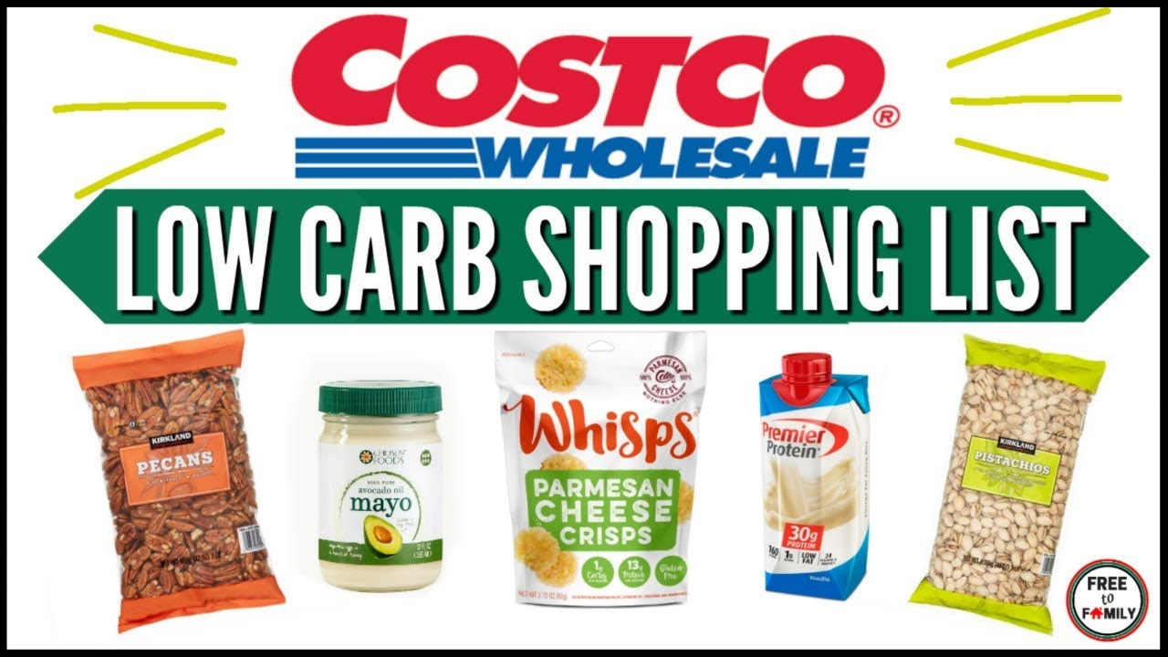 keto foods to buy at costco