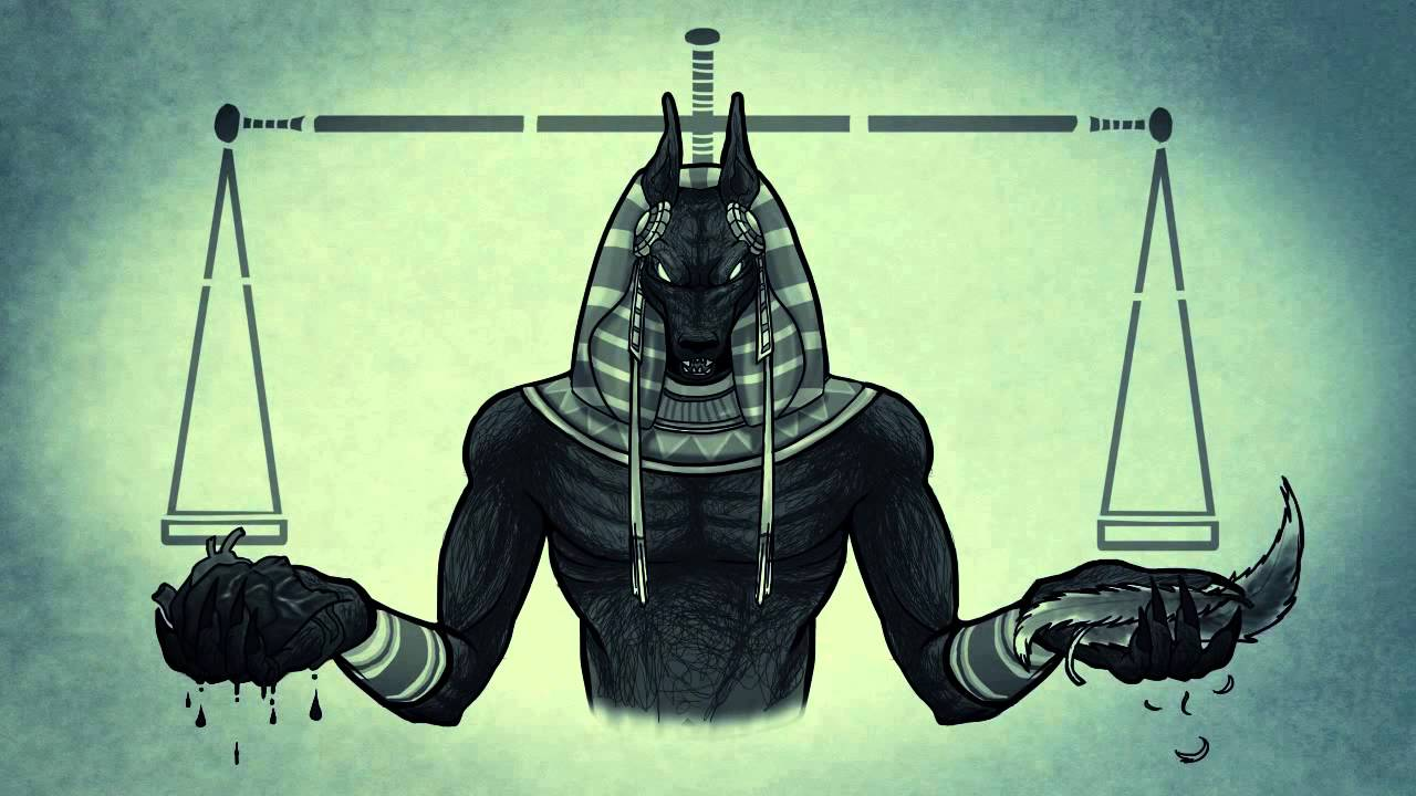 Image result for anubis scales