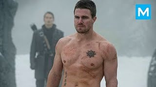 """Stephen Amell Workout for """"Arrow"""" 