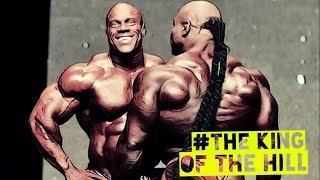 BODYBUILDING MOTIVATION - THE KING OF THE HILL