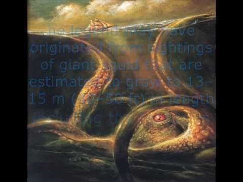 Real Life Myths And Legends3 The Kraken