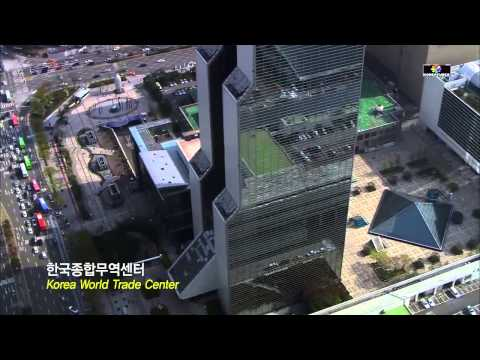 SKY VIEW  Seoul, South Korea   YouTube 720p